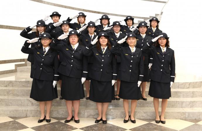 羽島市女性消防団