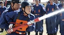 羽島市操法隊について