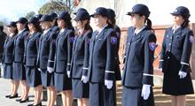 女性消防団